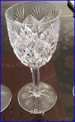 10 verres a eau cristal saint louis Florence