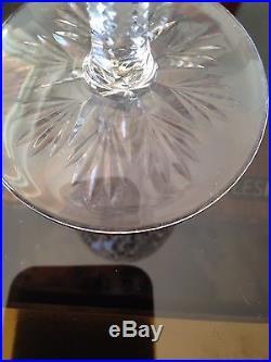 10verres a vin cristal saint louis Florence