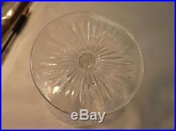 12 coupes à champagne cristal de saint louis modele roty bel etat