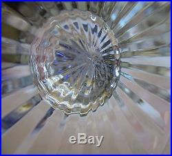 2 roemer / verres du rhin Tommy cristal saint louis