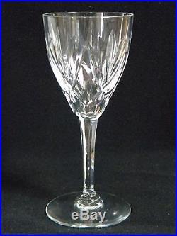 saint louis service de 6 fl tes champagne en cristal mod le jersey verres cristal st louis. Black Bedroom Furniture Sets. Home Design Ideas