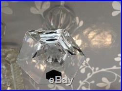 6 verres a eau en cristal de saint louis modèle Chambord estampillés
