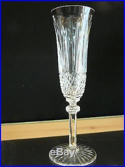 9 flutes champagne 20 5cm cristal taill saint louis tommy sign s tres bel etat verres cristal. Black Bedroom Furniture Sets. Home Design Ideas