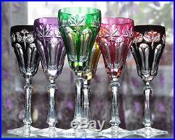 les cristalleries royales de champagne de bayel verres cristal st louis. Black Bedroom Furniture Sets. Home Design Ideas
