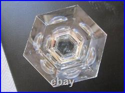 BACCARAT, ST LOUIS carafe en cristal