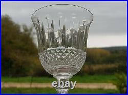 Belle Serie De 6 Verres En Cristal De Saint Louis Modele Tommy H 15 CM C