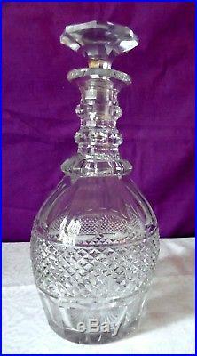 Carafe Cristal Taille Saint Louis Modele Trianon Signe