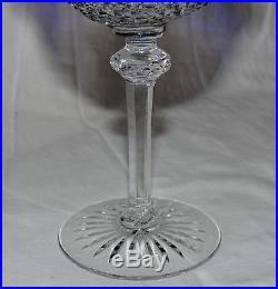Coupe A Champagne En Cristal De St Louis Tommy Estampille Couleur Bleu