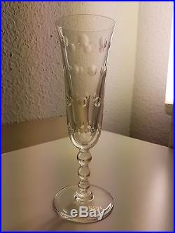 verres cristal st louis mod le bubble verres cristal st louis. Black Bedroom Furniture Sets. Home Design Ideas