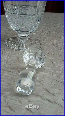 Cristal Saint Louis Grande Carafe Tommy Parfait Etat