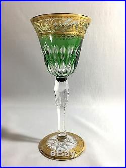 Cristal Saint Louis verre à liqueur collector vintage