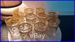 Cristal crystal kristall st louis 10 verres a thé