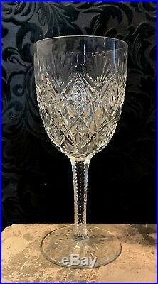 Cristal de Saint-Louis modèle Florence service de verres 32 pièces