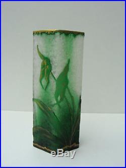Cristallerie de St. Louis, Muenzthal vase'saggitaire' daum