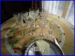 Flutes A Champagne En Cristal De St Louis Modele Chantilly