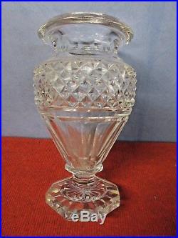 Grand Vase En Cristal De Saint Louis
