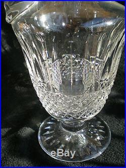 Grande carafe à vin modèle Tommy en cristal Saint-Louis