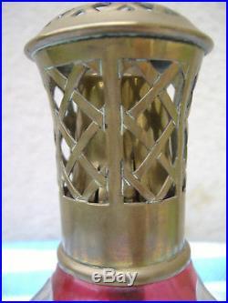 Lampe Berger Cristal Saint-louis Cristal Double
