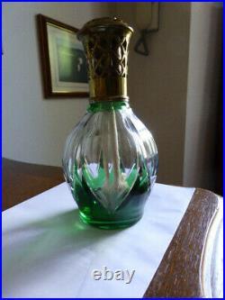 Lampe Berger ancienne en Cristal de saint louis vers 1910 /1920 (Occasion)