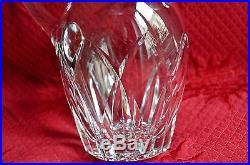 Pot Ou Pichet A Eau En Cristal Signe Saint Louis Modele Camargue
