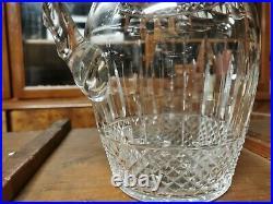 Pichet à eau cristal de Saint Louis modèle Tommy