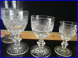 Rare Service Cristal Saint Louis Modele Trianon 50 Verres Tres Beau