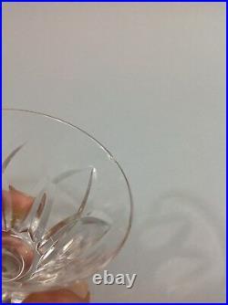 RARE + boîtes! Cristallerie SAINT LOUIS modèle Camargue Service de table 35 pces