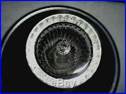 SAINT LOUIS 6 VERRES A ORANGEADE JUS DE FRUIT CHOPE CRISTAL 14 cm