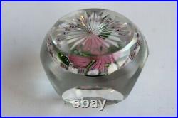 SAINT LOUIS Boule presse-papier cristal sulfure (50221)
