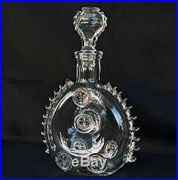 SAINT-LOUIS Carafe à Cognac Louis XIII Cristal pour Rémy MARTIN Signée