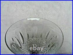 ST LOUIS TOMMY 6 FLUTES A CHAMPAGNE CRISTAL 20,5 cm