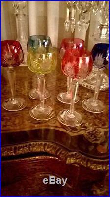 verre cristal ancien ebay