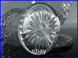 Saint Louis 6 Verres Sur Pied Cristal Taille Forme Balon Modele Tacite Signes