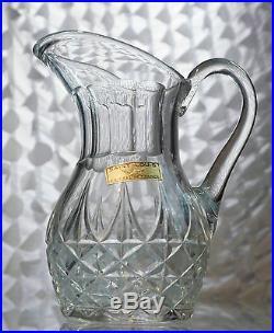 10 verres cristal doubl saint louis tarn antique overlay crystal glasses verres cristal st. Black Bedroom Furniture Sets. Home Design Ideas