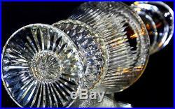 Saint Louis. Broc à eau en cristal clair taillé, modèle Apollo (esprit Thistle)
