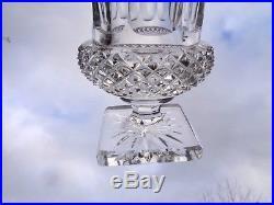 Saint Louis Vase Médicis Versailles Cristal Taillé 19eme Xixeme 19 Eme XIX Eme