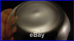 Service de 6 bols rince doigt en cristal de Baccarat ou Saint Louis monogrammés