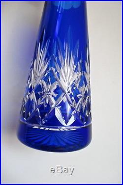service verre ancien en cristal taill de saint louis mod le massenet verres cristal st louis. Black Bedroom Furniture Sets. Home Design Ideas