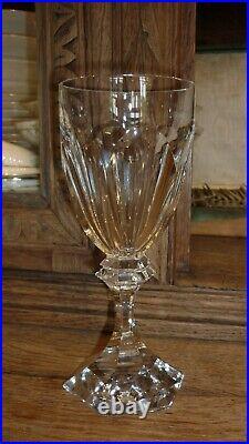 Services de 36 verres saint louis modèle Chambord cristal no baccarat