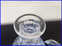 Superbe Carafe cristal de Saint Louis Modèle Trianon cristal taillé wine water