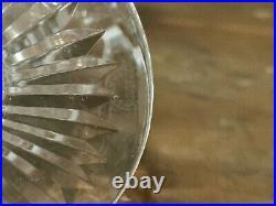 Superbe broc à eau /aiguiere cristal signé SAINT LOUIS MODÈLE APOLLO