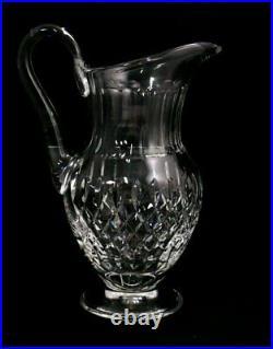 Très beau broc, pichet Saint Louis modèle Vendôme, parfait état, signé