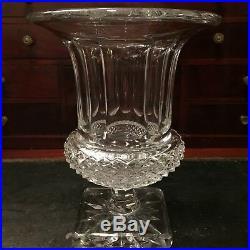 Vase modèle Saint louis Versailles 20cm