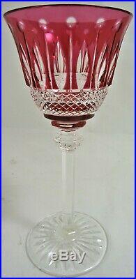 Verre cristal de Saint LOUIS Tommy Roemer 20 cm réfA27/8